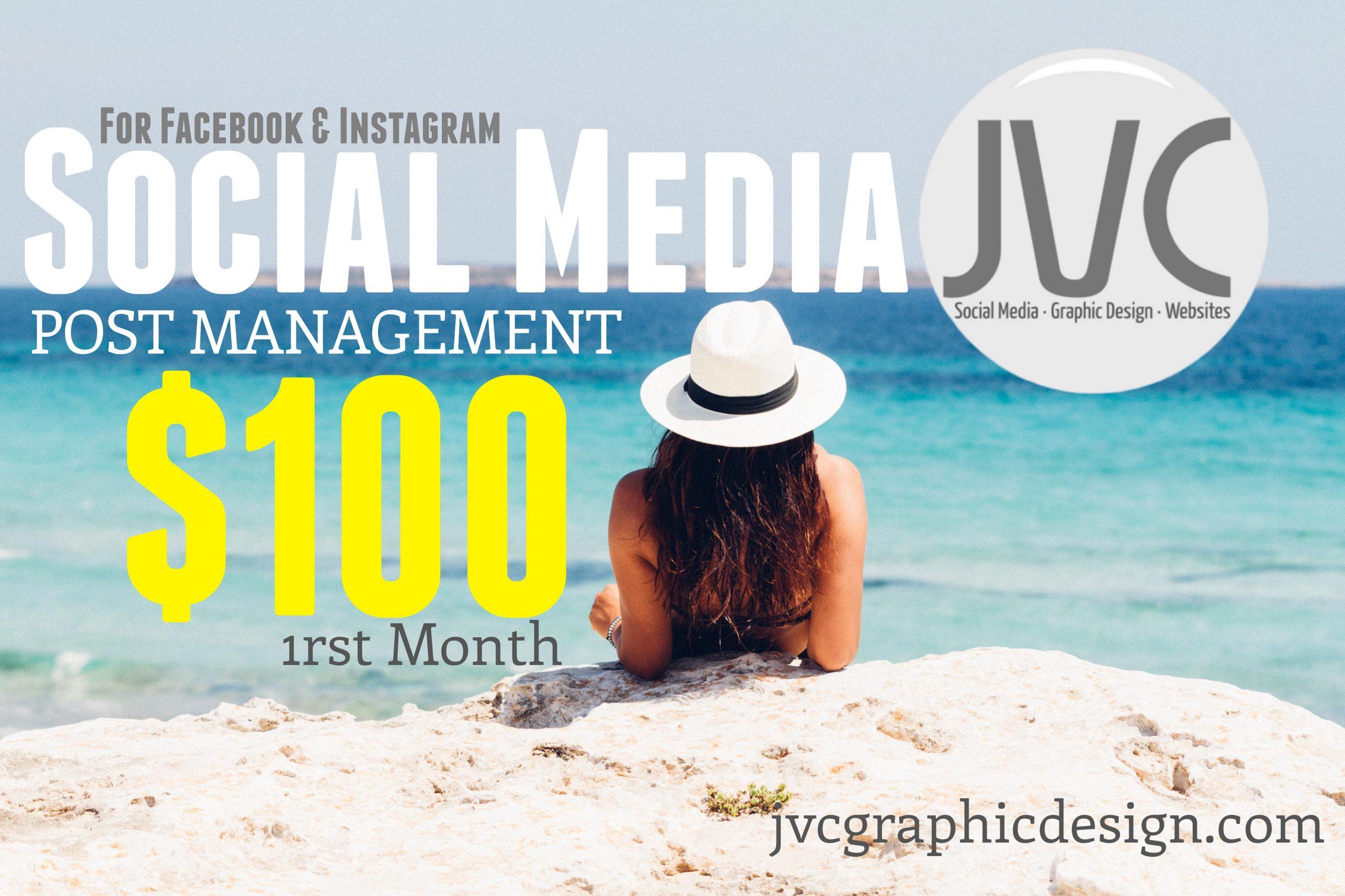 JVC Social Media Offer